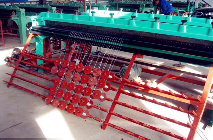 hexagonal mesh machine for sale.png