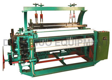 Shuttleless Weaving Machine