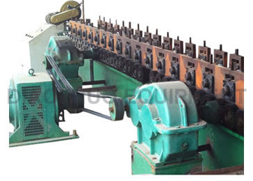 Fence Post Making Machine