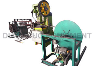 Razor Wire Machine